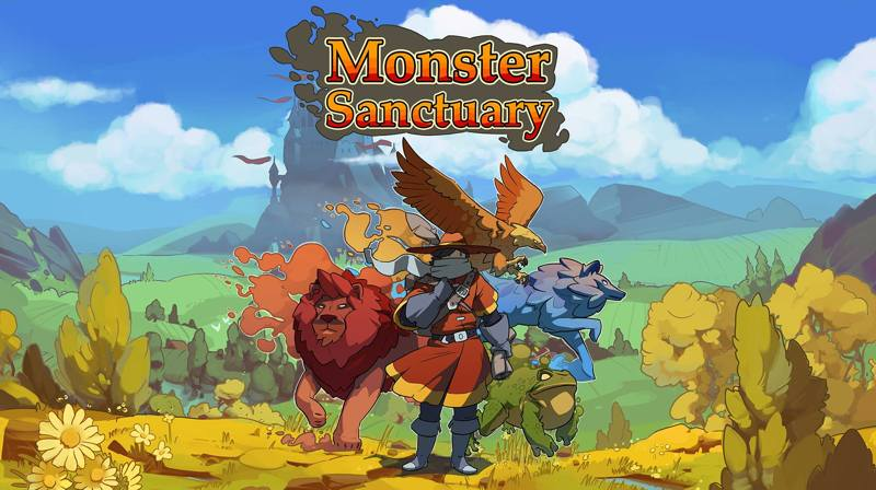 《Monster Sanctuary》正式版上線!
