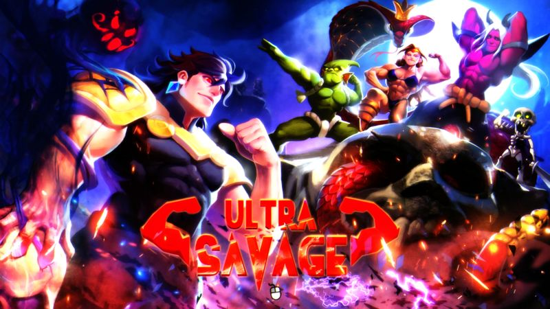 You are currently viewing 簡單粗暴的半放置遊戲 – Ultra Savage