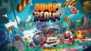 Read more about the article 卡通風格的雙人Roguelike平面射擊遊戲 – Juicy Realm(惡果之地)