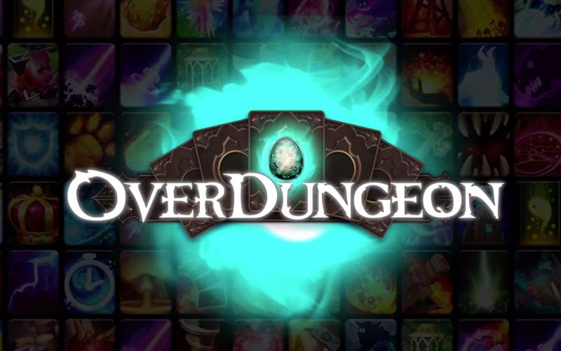 把電腦操到超載的爬塔遊戲 – Overdungeon(超載地牢)