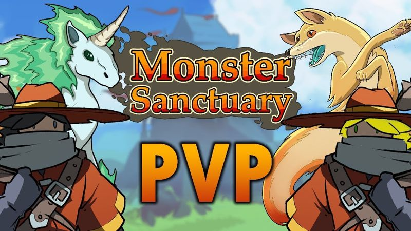 《Monster Sanctuary》改版 – 線上玩家對戰 & 新怪物「大眼狸」