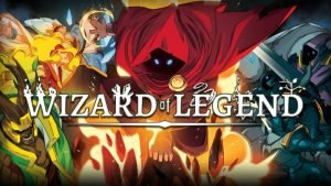 Read more about the article 可雙打的快節奏Roguelike動作遊戲 – Wizard of Legend(傳說法師)
