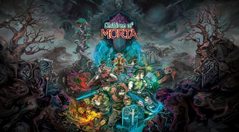 Read more about the article 血濃於水的羈絆!細緻像素風的雙打Roguelike動作遊戲 – Children of Morta(莫塔之子)