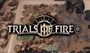 融合戰棋玩法的Roguelike卡牌遊戲 – Trials of Fire(火焰審判)