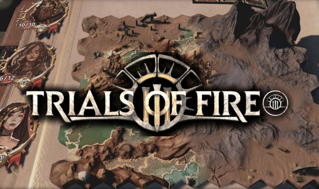 Read more about the article 融合戰棋玩法的Roguelike卡牌遊戲 – Trials of Fire(火焰審判)