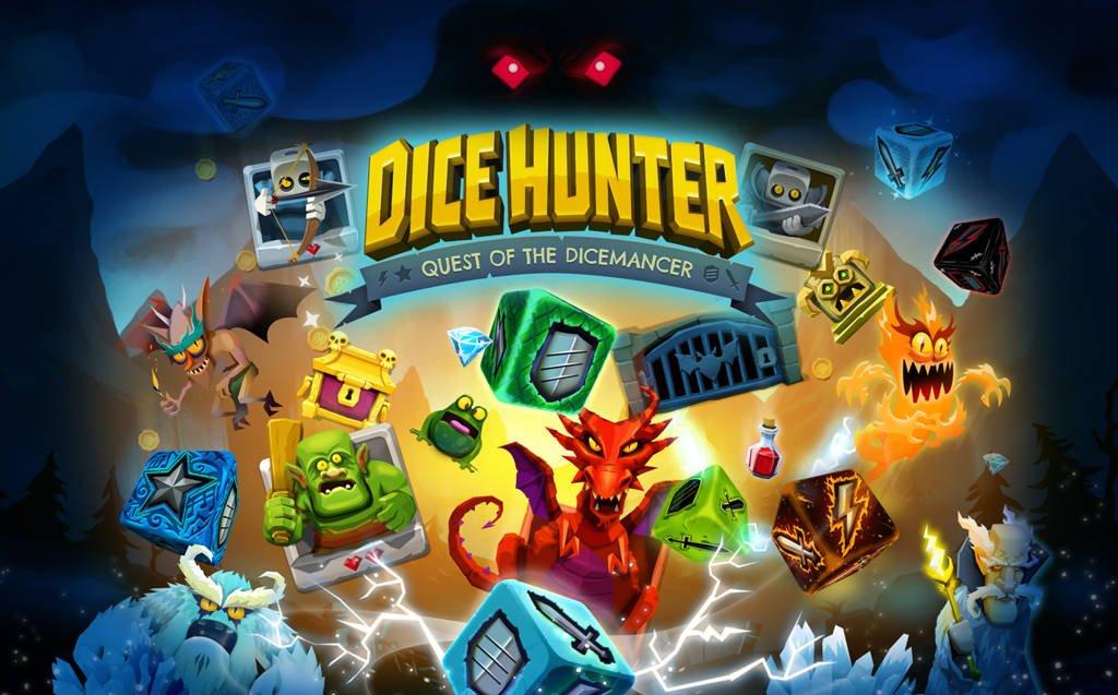 西巴拉!骰子也能玩出策略性 – Dice Hunter(魔骰獵人)