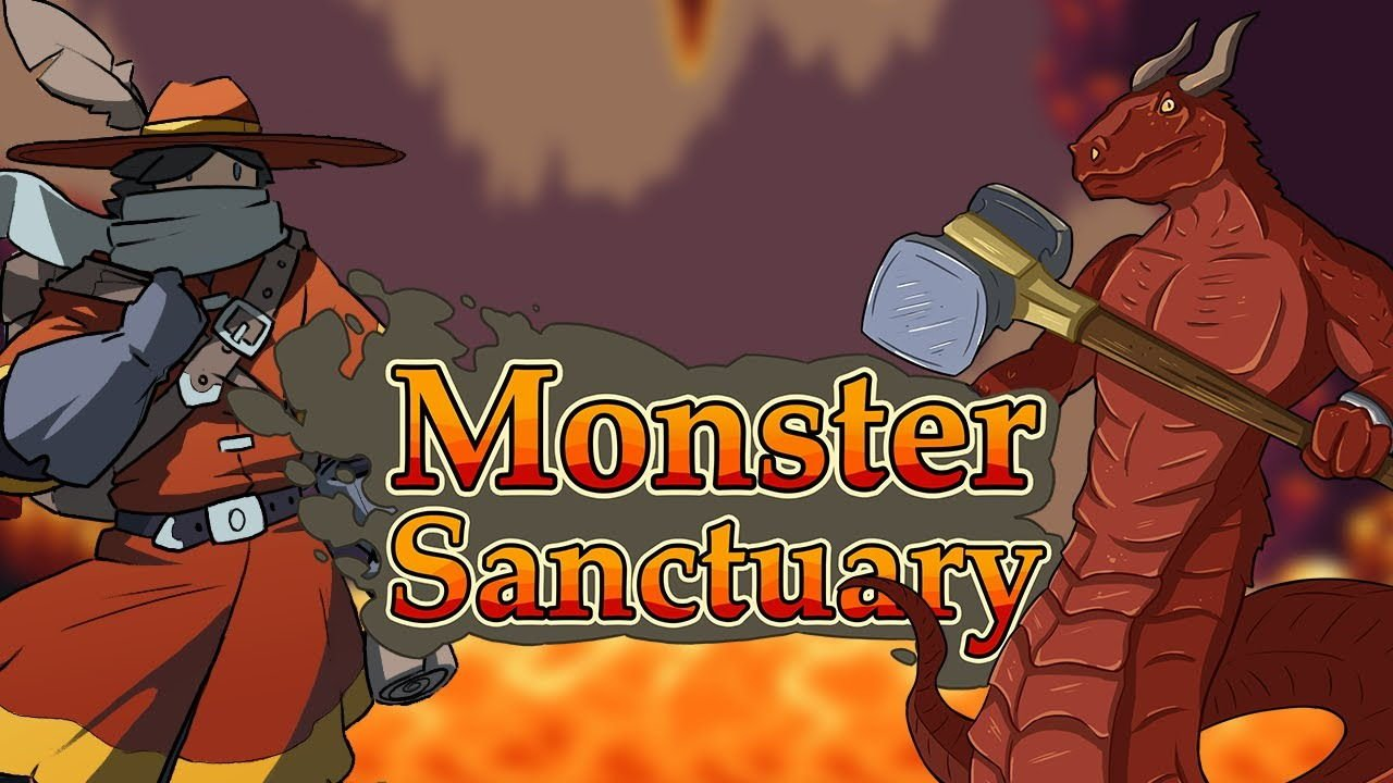 You are currently viewing 《Monster Sanctuary》改版 – 熔岩地核(Magma Chamber)