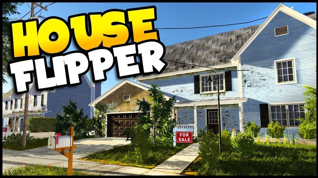 You are currently viewing 打造自己的夢想部屋 – House Flipper(房產達人)