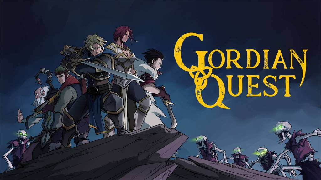 You are currently viewing 快分不清是 RPG 還是爬塔遊戲 – Gordian Quest(高殿戰記)