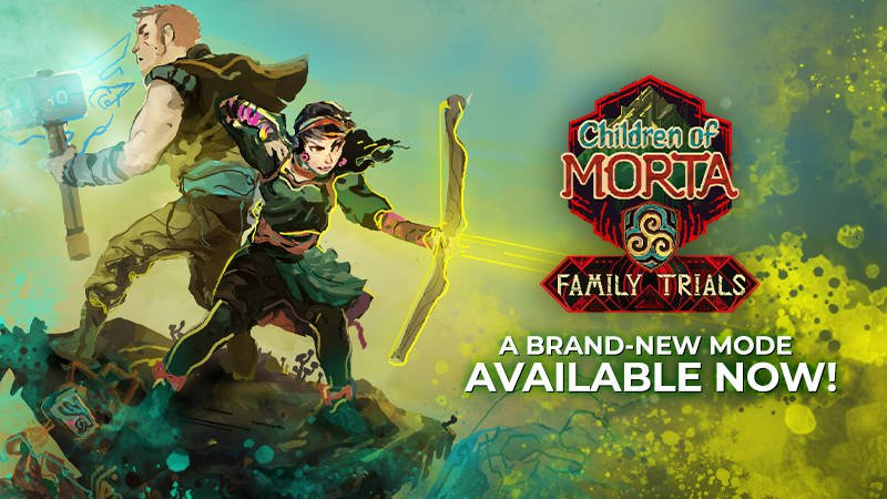 Read more about the article 《Children of Morta》改版 – 新增 Roguelike 遊戲模式「家族試煉」