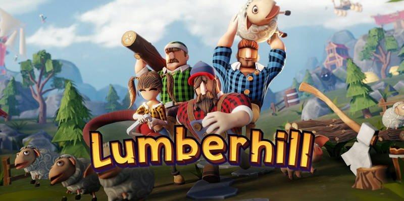 Read more about the article 伐木工有夠忙,居然還要趕綿羊、偷恐龍蛋! – Lumberhill